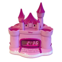 Disney Princess Castillo Radio Reloj