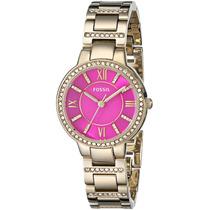 Reloj Fossil Es3651 Acero Inoxidable Para Dama Envio Gratis
