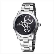 Relógio Skone Superfície C Engrenagem De Liga