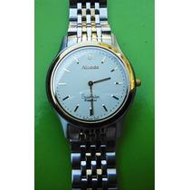 Reloj Nivada Super Slim Sapphire,esteticamente 9 De 10.