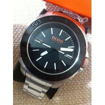 Reloj Hugo Boss Hombre Nuevo Original Mod 1513070