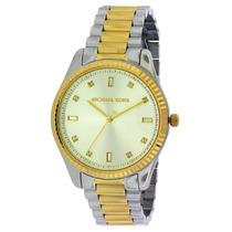 Reloj Michael Kors Blake 2 Tonos Dorado Acero Mk3241