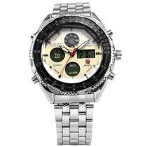 Reloj Shark Sh109-us2 Plateado