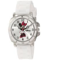 Reloj Minnie Mouse, Original Disney - Nuevo -estuche Metal
