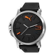 Puma Ultrasize Titanium Black 50mm Diametro Reloje Diego Vez