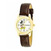 Reloj Mickey Mouse- Disney Original- Estuche Metálico- Nuevo