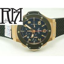 Reloj Hublot Big Bang Oro Suizo Audemars Piguet Cartier
