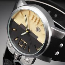 Reloj Salmon Shark Sport Correa Silicón (envío Gratis)