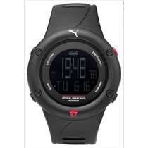 Reloj Puma Digital Unisex Optical Cardiac Black Pu911291001