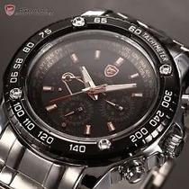 Reloj Shark Sandbar / Acero Inoxidable (envío Gratis)