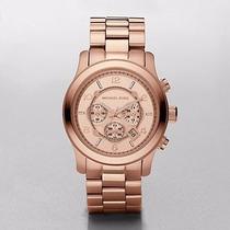 Reloj Michael Kors Hombre Rose Gold-tone Mk8096 | Watchito