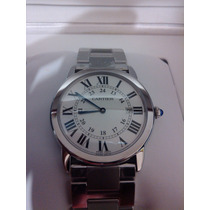 Reloj Cartier Ronde Solo Cuarzo Modelo W6701005