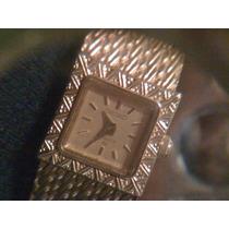 Reloj Seiko Dorado Dama