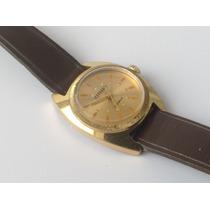 Antiguo Reloj Para Dama A Cuerda Citizen. Chapa Oro. 70