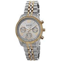 Reloj Agosto Teiner Cn001c Plateado