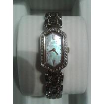 Reloj De Pulsera Citizen Eco Drive Para Dama Diamantes