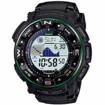 Reloj Casio Protrek Prw2500 - Altímetro - Barómetro - Cfmx