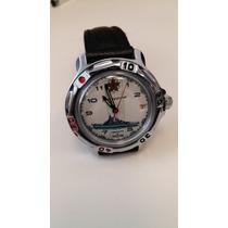 Vostok Reloj Ruso Komandirskie Buzo Diver Wostok