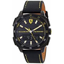 Reloj Scuderia Ferrari Aero Evo Chronografo 0830170