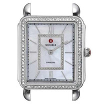 Reloj Michele Wmic1382 Plateado