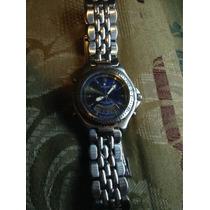 Excelente Reloj Armitron Digital Y De Manecilla Acero Inox