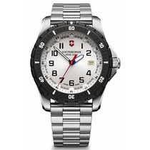 Reloj Victorinox Análogo Acero Inoxidable Blanco 241677