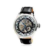 Reloj Mecánico Esqueleto Automático Elegante Casual Hombre