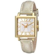 Reloj Timex T2p3799 Dorado