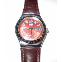Reloj Swatch Irony De Pulsera Para Mujer Con Correa Hm4