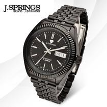 Reloj Automático J. Springs Beb 565 Pavonado Pvd