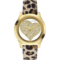 Reloj Guess W0113l7 Dorado 100% Original **envio Gratis**