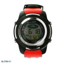 Reloj Digital Sanse Sum 30 M Natación Con Estuche Envio Grat
