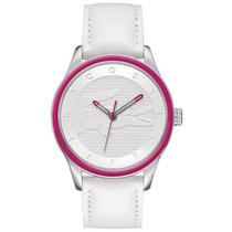 Reloj Lacoste Wlct1212 Blanco Femenino