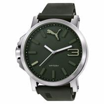 Puma Capsule Ultrasize 50 Silver Army Green Verde Diego Vez