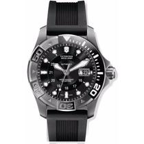 Reloj Victorinox Dive Master 500 Black Ice Automático 241355