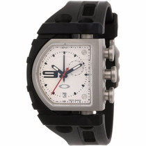 Reloj Oakley 26-300 Cronógrafo Caucho 26-301