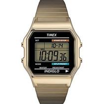 Reloj Timex T Dorado