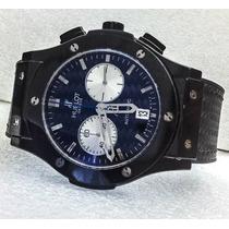 Reloj Para Caballero Caja Negra Ceramica
