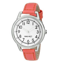 Reloj De Dama Nine West Nw/1699wtc Extensible Coral
