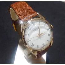 Longines Automatico Reloj Vintage De Lujo P Caballero