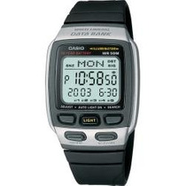 Reloj Casio Db 37 Data Bank 30 Memorias Telefonicas 5 Alarma