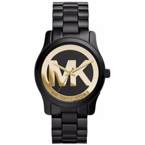 Reloj Michael Kors Mk6057 Color Negro 100% Original 100% !!!