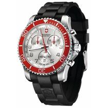 Reloj Victorinox Análogo Acero Inoxidable Cronógrafo 241433