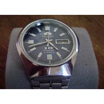 Bonito Reloj Orient Automatic.... Dial Azul Estilo Divers.