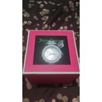 Bonito Reloj Marca Juicy Couture, Color Blanco