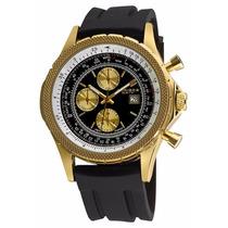 Reloj Akribos Xxiv Conqueror Acero Inoxidable Crzo Ak532ygb