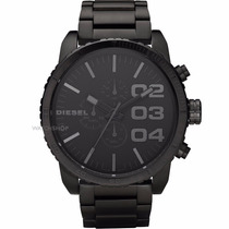 Reloj Diesel Chronograph Black Pvd Dz4207 | Watchito
