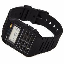 Reloj Casio® Calculadora Ca-53w-1z Retro Walter White
