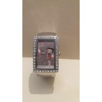 Precioso Reloj De Betty Boop