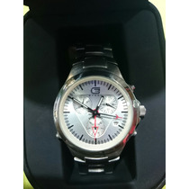 Reloj Guess Chronometro Swiss Made Con Alarma Original